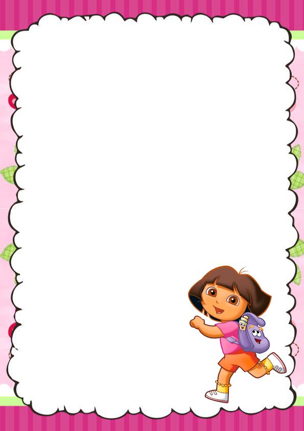 Caratulas Bonitas de Dora