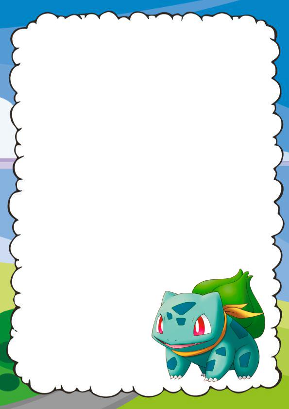 Caratula Bonita de Pokemon