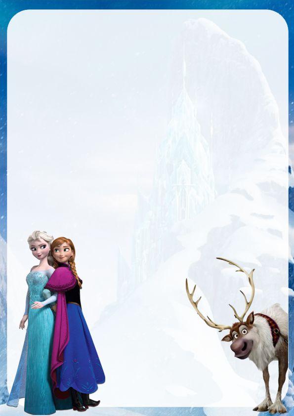 Caratulas de Frozen