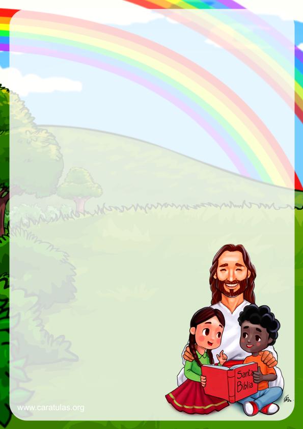 caratulas de jesus