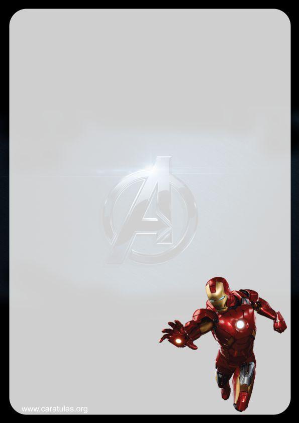 caratulas de The Avengers 2