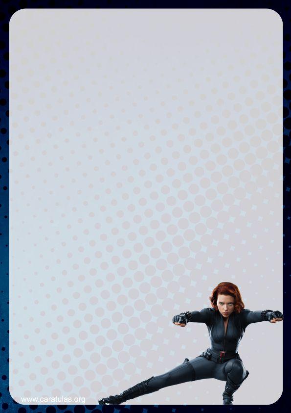 caratulas de The Avengers
