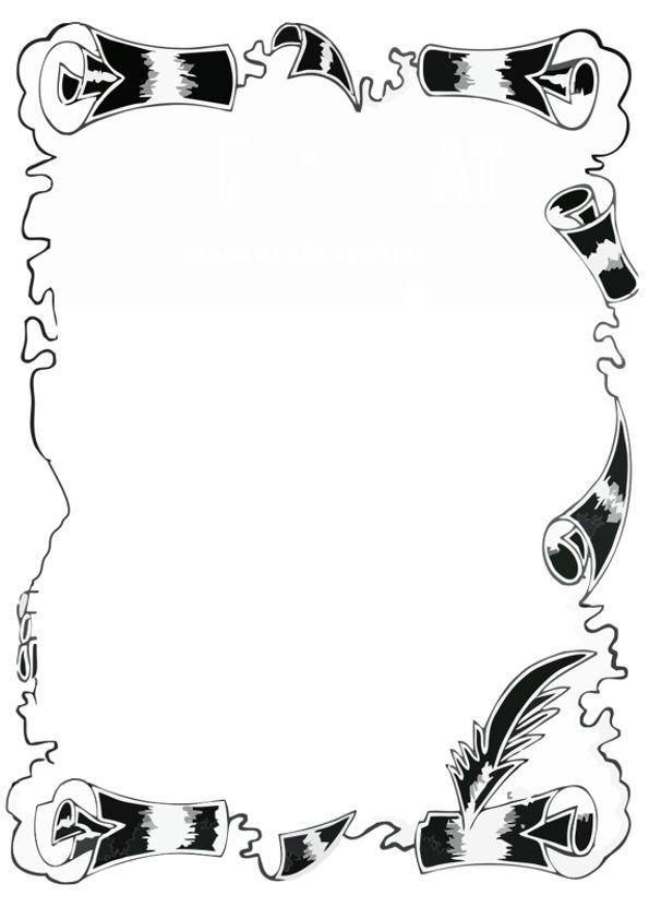 portadas de pergaminos
