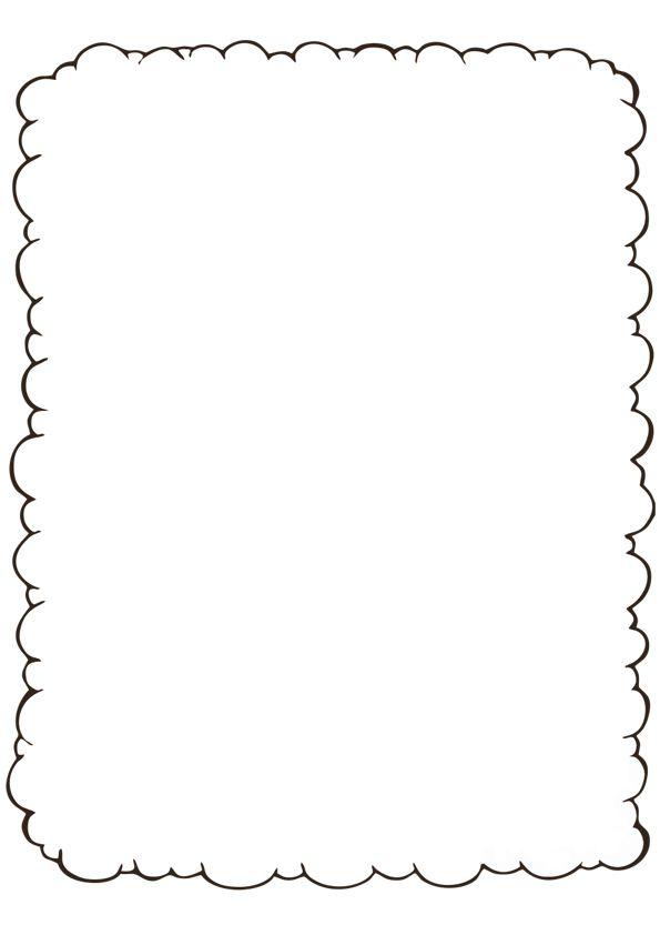 Pergamino a Blanco y Negro para Imprimir