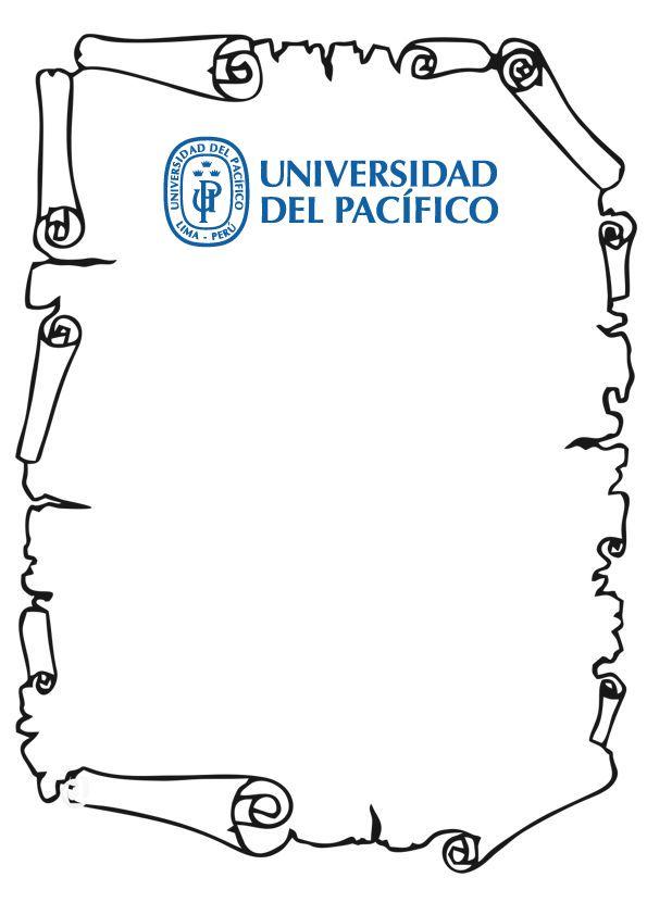 ▷ Caratula de Universidad del Pacifico UP: Los MEJORES diseños del ...