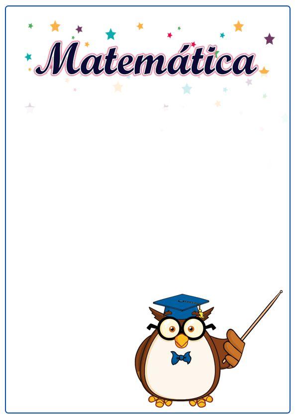 portada de matematia