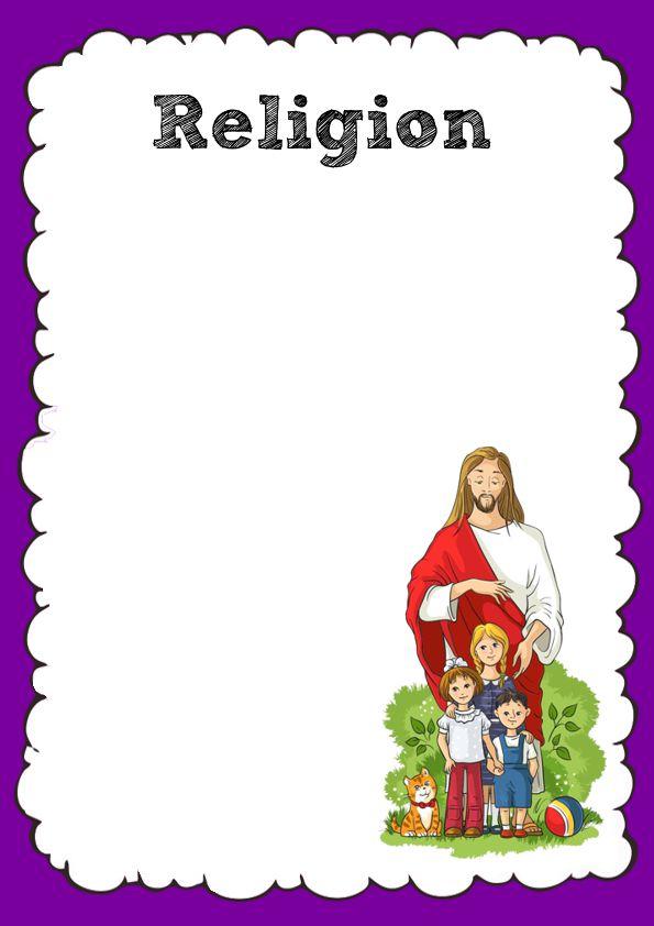 Caratula de Religión