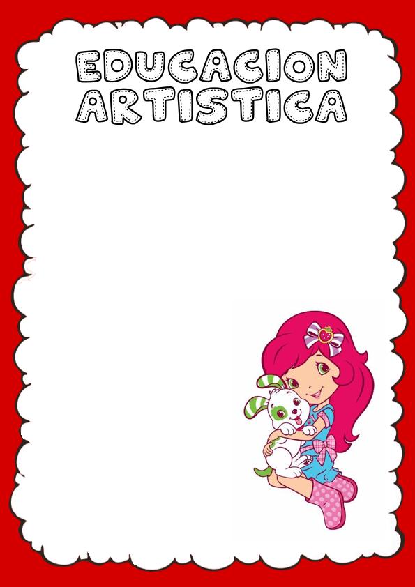 Portada de Educación Artística