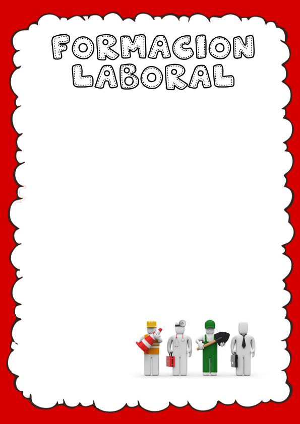 Portada de Formación Laboral