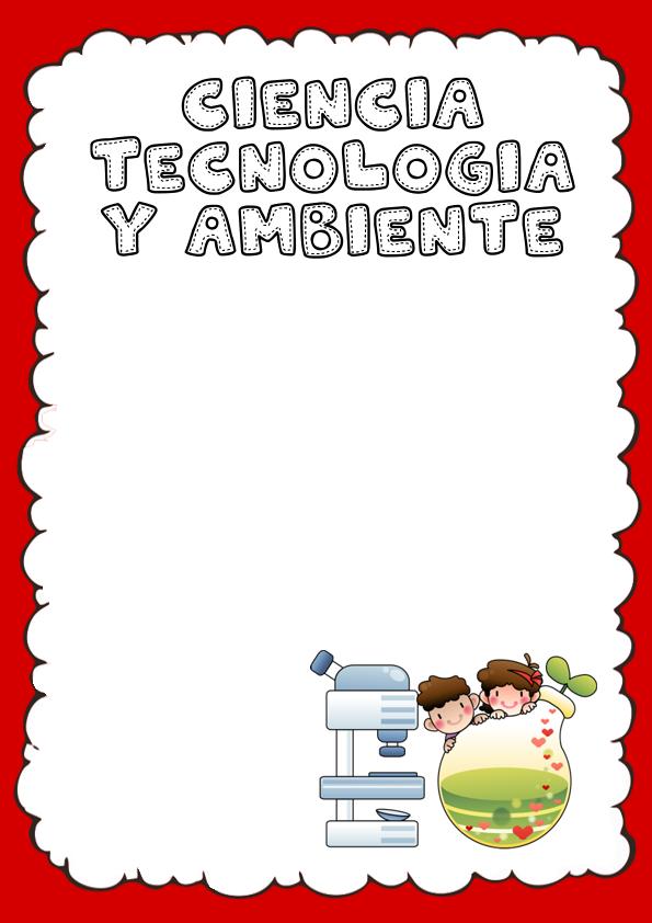 Portada de Ciencia Tecnología y Ambiente