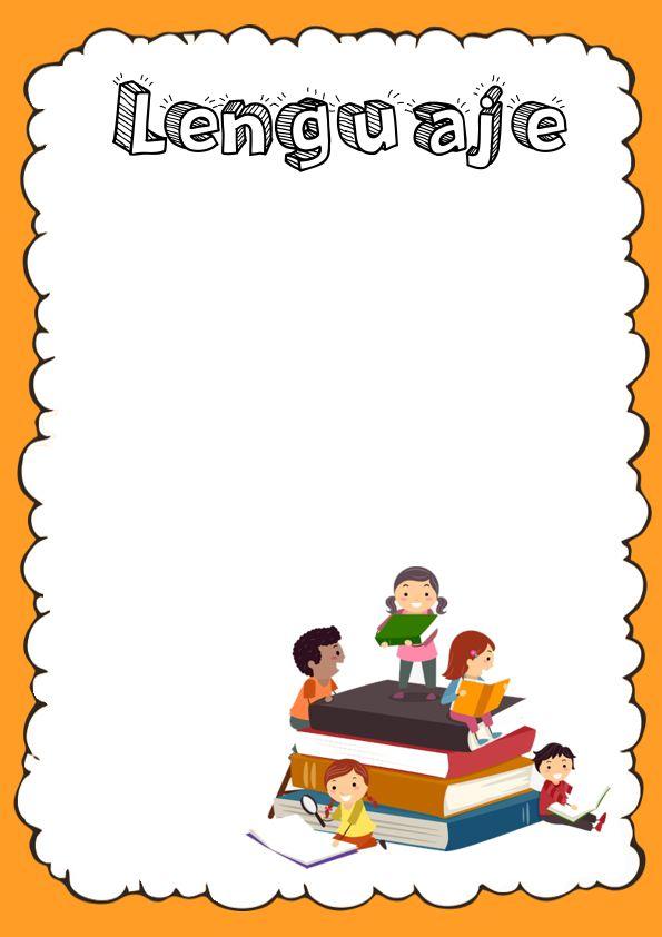 Portadas de Lenguaje