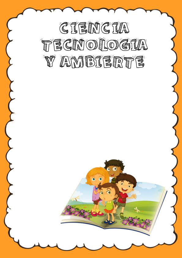 Portadas de Ciencia Tecnología y Ambiente