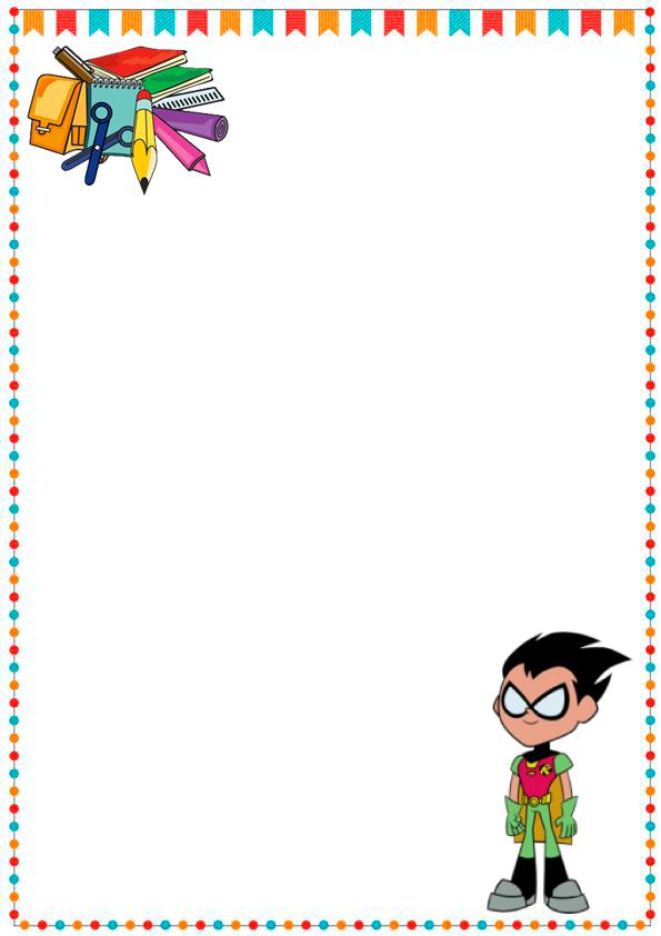 Las Mejores Imágenes De Caratulas Para Niños2019