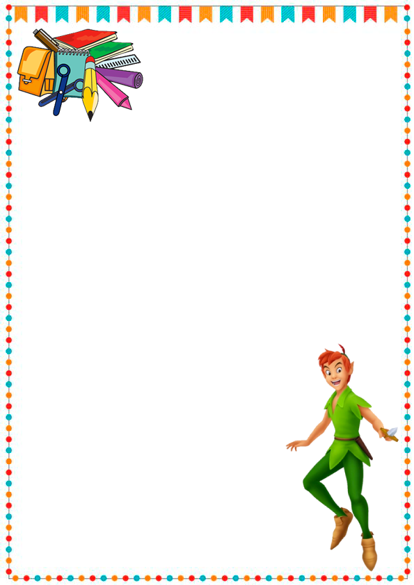 Caratulas bonitas para niños de primaria