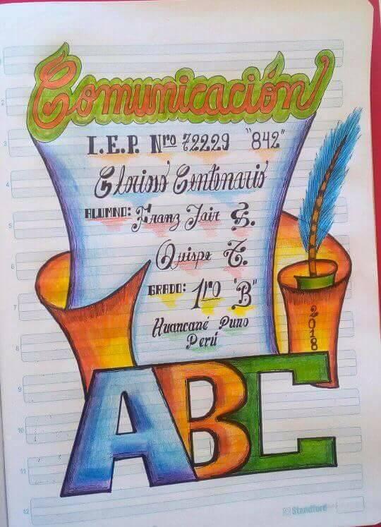 caratula de comunicacion