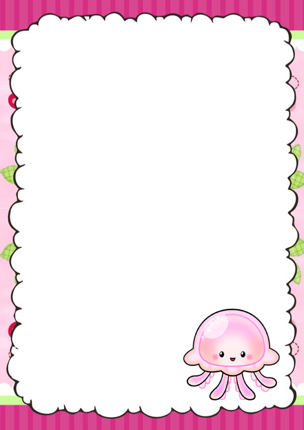 Caratulas Lindas de Pink