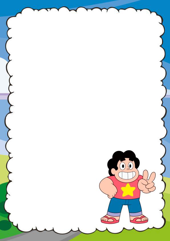 caratulas para cuaderno de Steven Universe