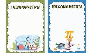 caratulas de trigonometria